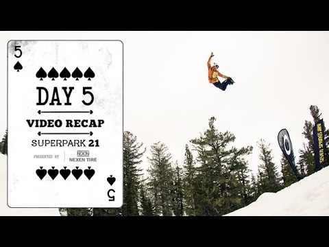 Day 5 Highlights and Awards - Superpark 21 Presented by Nexen Tire