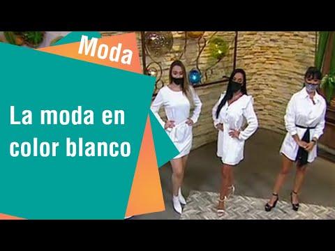 La moda en color blanco | Moda