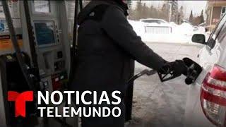 Tensiones en el Medio Oriente dispara el precio del combustible   Noticias Telemundo