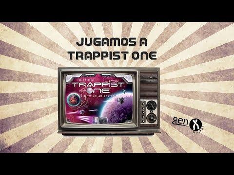 Yo Tenía Un Juego De Mesa TV #25 - Ludomanía 2018 Parte 3: Jugamos a Trappist One