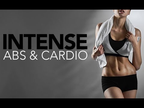 Intense ABS & CARDIO | Home HIIT | Shed Excess Stomach Fat