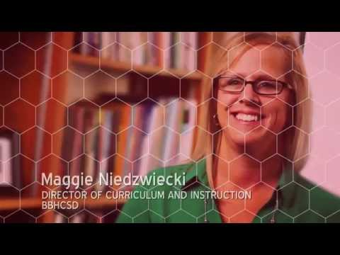 Maggie Niedzwiecki: Director of Curriculum and Instruction