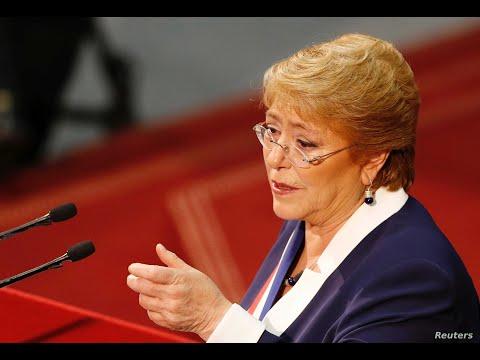Info Martí | Michelle Bachelet, no incluyó a Cuba en informe sobre los países que violan los DD.HH.