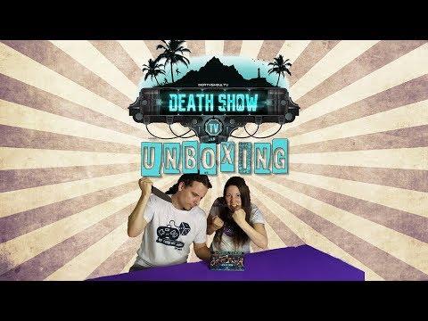 Death Show TV - Unboxing - Yo Tenía Un Juego De Mesa #42