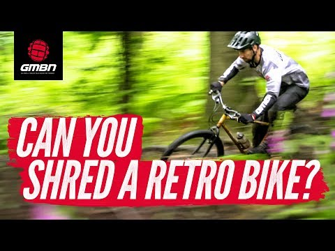 Can You Ride A Retro Bike Fast""