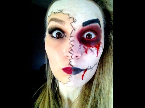 Maquillage chic choc download youtube mp3 - Maquillage d halloween facile a faire ...