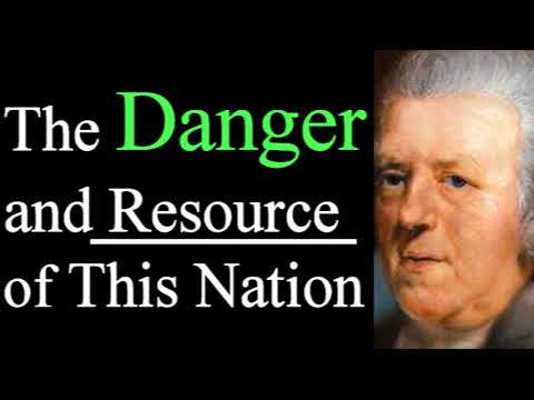 The Danger and Resource of This Nation - John Newton Sermons