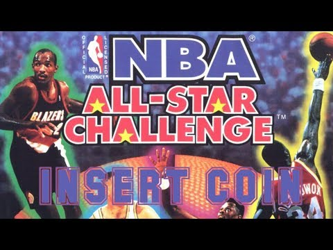 NBA All-Star Challenge (1991) - Mega Drive - Especial All-Star Weekend