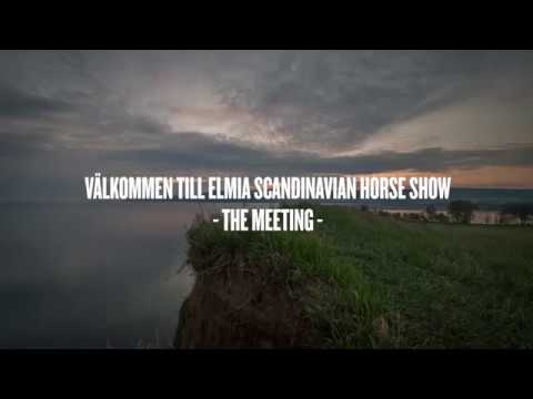 Elmia Scandinavian Horse Show 2018