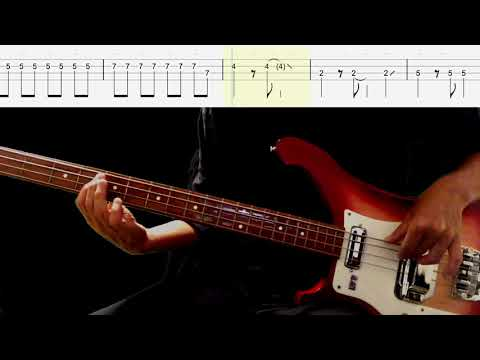 Bass TAB : In My Life - The Beatles