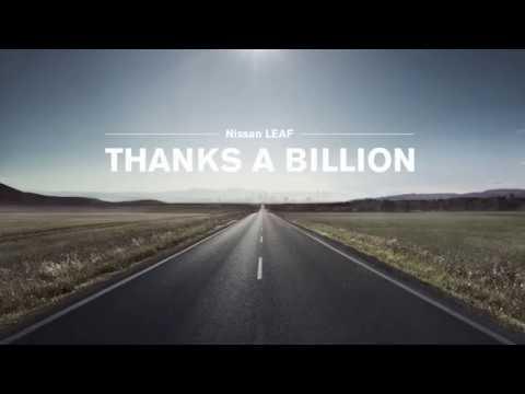 Nissan Intelligent Mobility | Chuyển động thông minh - Nissan LEAF cảm ơn bạn