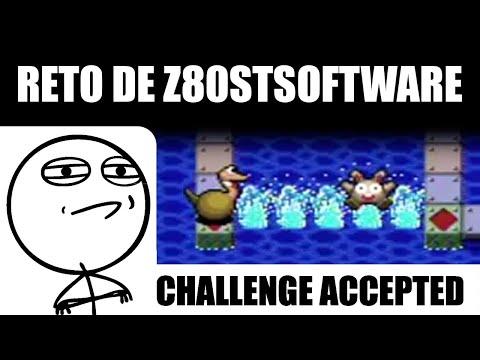 Reto de Z80STsoftware - 20 niveles Splash Lake con secretos (PCE CD)
