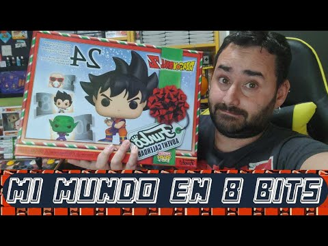 CALENDARIO DE ADVIENTO FUNKO POP – DRAGON BALL Z – UNBOXING (SPOILER)