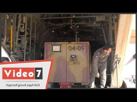 اليوم السابع يصل القاعدة العسكرية بصحن الوطن فى مأرب