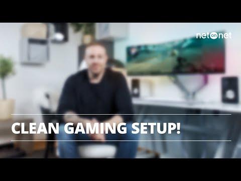 HeatoN bygger Sveriges cleanaste gaming-setup | NetOnNet