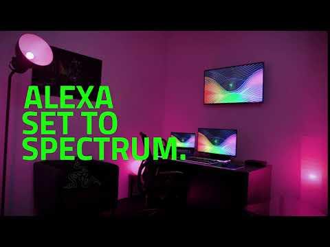 Razer Chroma RGB | Alexa Home - Spectrum Cycling