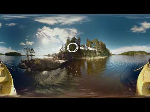 StopOver Finland Summer 360