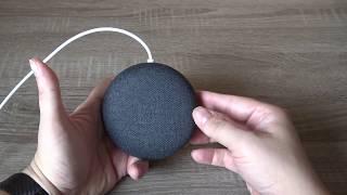 Vidéo-Test : Google Nest Mini: Unboxing et Test Vidéo de cette enceinte connectée avec assistant vocal