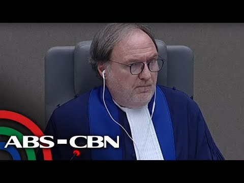 Philippines' withdrawal from ICC takes effect on Mar. 17