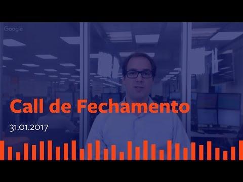 Call de Fechamento  - 31 de Janeiro de 2017.