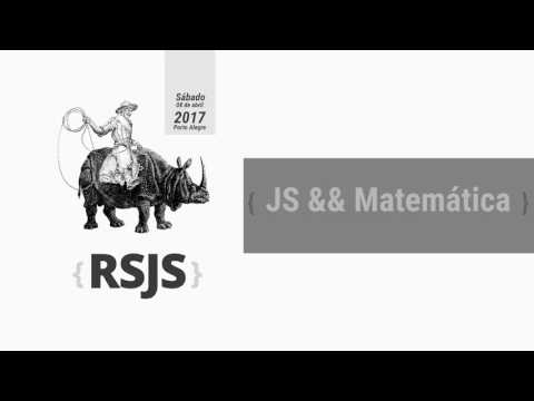 Chamada RSJS 2017