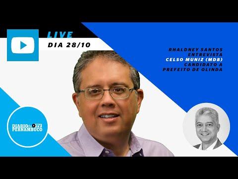 Rhaldney Santos entrevista Celso Muniz (MDB)