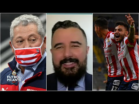 LAS CHIVAS suben como la espuma en Liga MX. ¿Mérito de Vucetich o de los jugadores   Futbol Picante