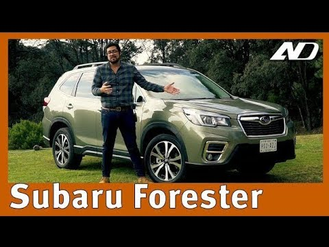 Subaru Forester 2019 ? - Casi mi camioneta ideal