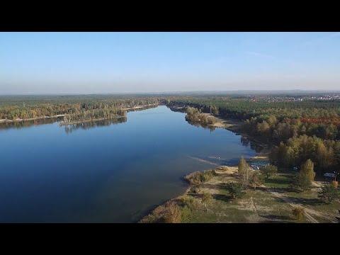 Z drOna - Zalew Nakło - Chechło jesiennie