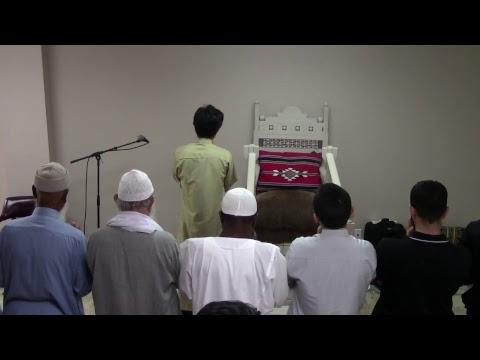 MIC Live Taraweeh - Reciter: Hamzah Elhabashy (Surah Az-Zariyat Ayah 31 onwards)