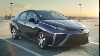Toyota Mirai – Giornata Mondiale Dell'Acqua