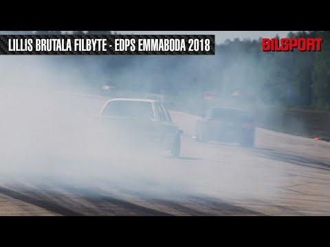 Lillis brutala filbyte, EDPS Emmaboda 2018