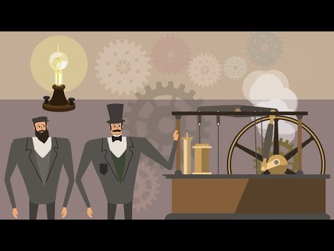 Ep 1 of The Challenges of Digital Transformation - Animation for the World Economic Forum