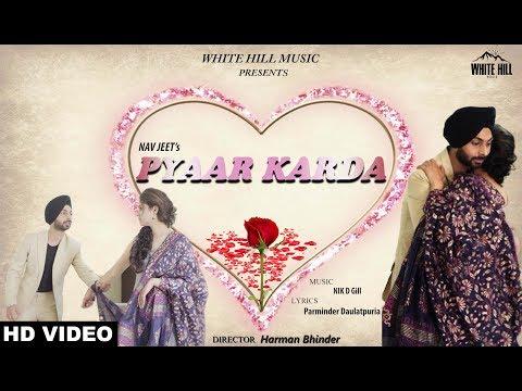 Pyaar Karda Lyrics - Nav Jeet | Punjabi Song