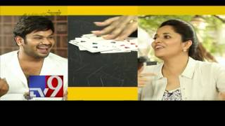 Manchu Manoj – A Date With Anasuya – TV9