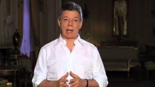 Mensaje del Presidente Juan Manuel Santos en el Bicentenario de Barranquilla