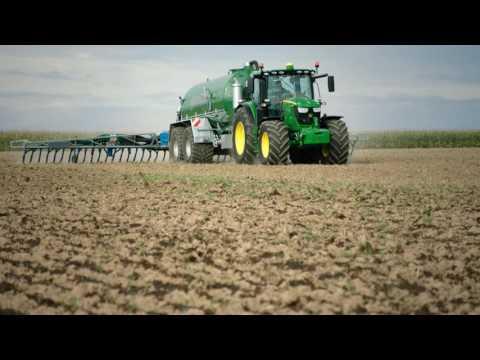 John Deere 6R Serie traktorer
