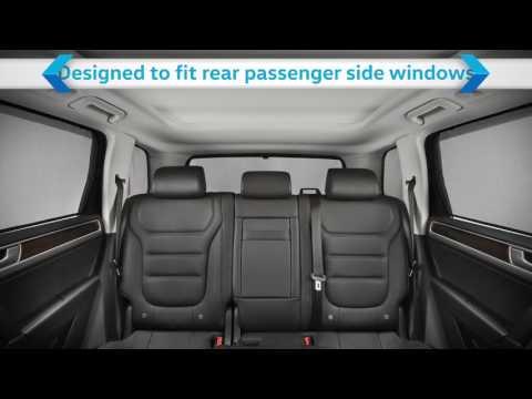 Volkswagen Accessories - Pop In Sunshade