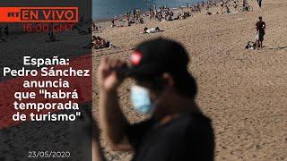 España: Pedro Sánchez anuncia que