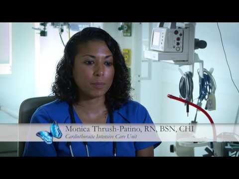 Working as a Nurse at Nationwide Children's Hospital