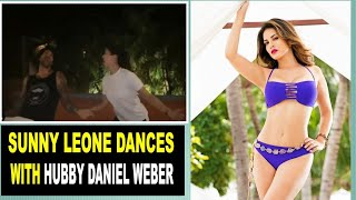 Sunny Leone grooves to 'London Thumakda' song with hubby Daniel Weber - BOLLYWOODCOUNTRY