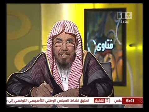 امرأة تنذر بذبح حمار أذا مات زوجها ورد الشيخ عبد المطلق