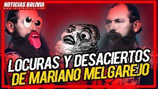 ???? Las LOCURAS, DESACIERTOS y BORRACHERAS de MARIANO MELGAREJO cono PRESIDENTE DE BOLIVIA ????  ???????????