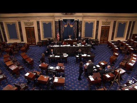 Dems back down; shutdown averted