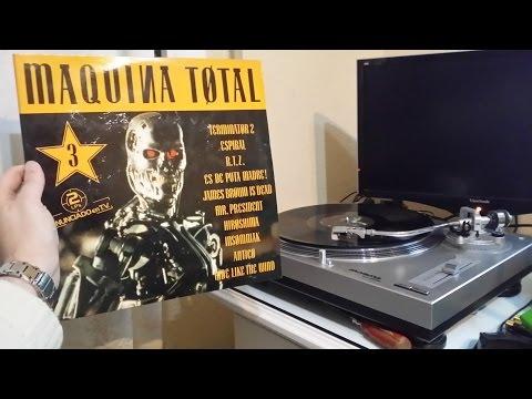 Maquina Total 3 Mega Mix
