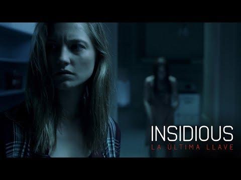 INSIDIOUS: LA ÚLTIMA LLAVE. Tus temores viven en la oscuridad. Ya en cines.