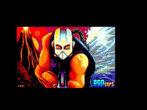 Galactic Tomb - Amstrad CPC Longplay