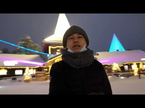 บ้านซานตาคลอส-ฟินแลนด์