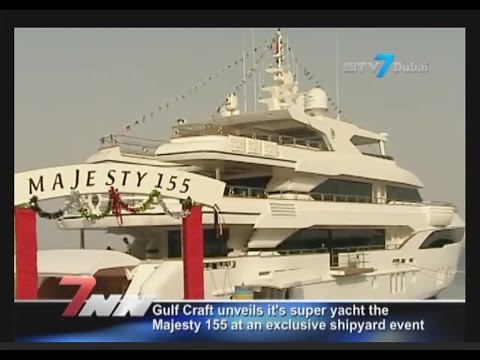 Majesty 155 launching by City 7 TV