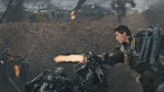 Edge of Tomorrow - Bill Paxton Will Kick-Butt in Edge of Tomorrow - WonderCon 2014